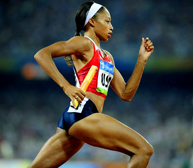 Despite the fact that she has won the 200m in the World Championships three consecutive times, Felix will be just 26 years old next summer. How she does attempting a 200-400 double at this summer's World Championships will be a good indicator for London.