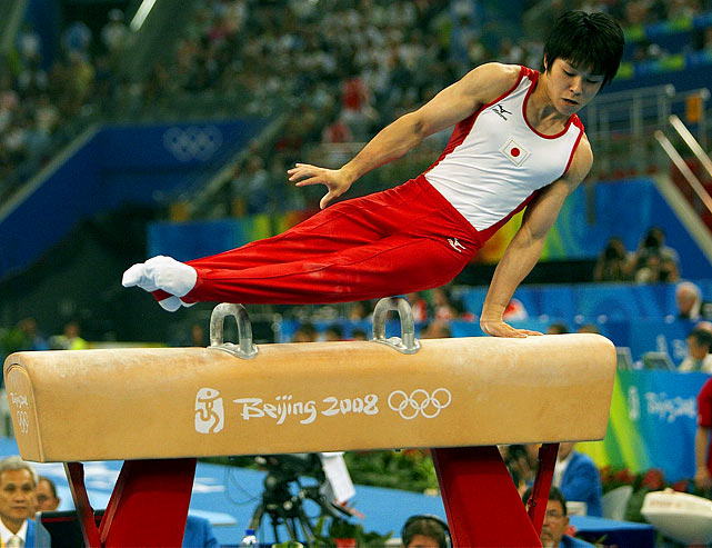 The 22-year-old Uchimura is one of the rising stars of the international gymnastics world. At the age of 20, he won the individual all-around championship at the 2009 World Artistic Gymnastic Championships. He repeated this feat the next year. The 2012 Games will be Uchimura's second Olympic competition.