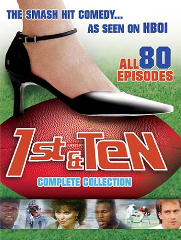 Straight out of eighties awesomeness (1984-1991), HBO kicks off the seven season sitcom with sexy Diane Barrow inheriting the California Bulls, a professional football team, as part of a divorce settlement after her husband had an affair with the team's tight end. Need we say more?