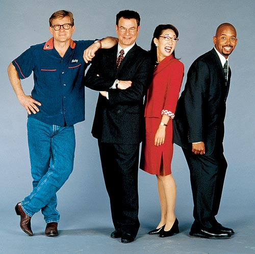"""The HBO sitcom about Sports super agent Arliss Michaels managed to churn out seven seasons (1996-2002) despite critics' terrible reviews and an allegedly small, elite audience. As much as Bill Simmons ragged on the Robert Wuhl production, Arli$$ still earned a """"Best of..."""" DVD plus a re-run slot on ESPN Classic."""