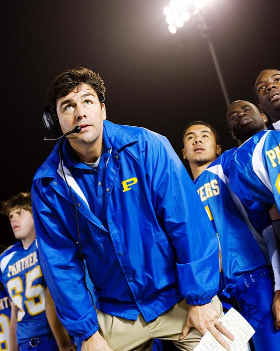 The NBC drama about a high school football team in Dillon, Texas was among TV's best-reviewed shows during its five seasons on the air. Peter Berg, who created the series based off Buzz Bissinger's novel, has discussed a movie sequel to the show but nothing is in production.