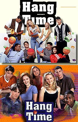 Does Saved by the Bell not satisfy your competitive propensities? Not convinced by Slater's muscles shirts nor Kelly's cheerleading spunk?  Then six seasons (1995-2000) of the Deering Tornadoes high school basketball team, complete with whining electric guitars and locker lounging teen heartthrobs, should do the trick. Even if the star player is a girl.