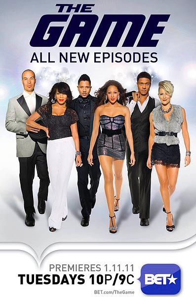 The hit comedy-drama features the life of med-student Melanie Barnett (played by Sister Sister's Tia Mowry) as she follows her rookie boyfriend into the world of professional football. The Girlfriends spinoff had a slow start with the CW but is now more popular than ever in its fifth season airing on BET.