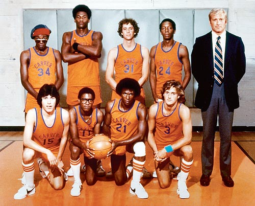 "The CBS comedy-drama ran for three seasons (1978-1981), winning an Emmy for Outstanding Directing in a Drama. After a career-ending injury with the Chicago Bulls, Ken Reeves accepts an offer to coach an inner-city Los Angeles basketball team.  Three seasons and an Emmy follow as Reeves confronts timeless issues in sports, coaching his players on and off the field. ""I'll be behind you every step of the way,"" says Reeves to his team after winning their first game. ""Yeah,"" another player chimes in, ""like a white shadow."""