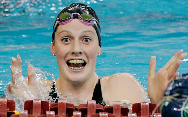 It's no stretch to say Missy Franklin could finish her career with a medal record comparable to Michael Phelps. The 16-year-old Coloradoan could swim in almost every event at the Olympic trials -- she has the necessary qualifying times. The schedule for her first world championships -- two individual events -- is a yawner compared to her hectic slate on the Grand Prix series this year, where she earned $20,000 as the No. 1 all-around swimmer (even better than Phelps). Of course, Franklin couldn't accept that cash prize because she wanted to keep her amateur status. Potential Events 50 back 200 back 400 free relay