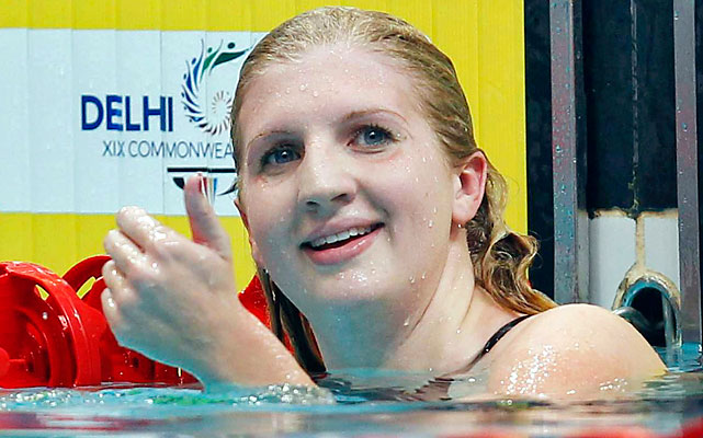 Double Olympic gold medalist Rebecca Adlington will be under immense pressure to perform at next year's Games for obvious reasons. This year, she'll test out adding the 200 free to her program, an event she didn't swim in Beijing. She's the fastest performer in the world in the 400 and 800 free this year, but a medal in the 200 may be asking too much. Potential Events 200 free 400 free 800 free 800 free relay