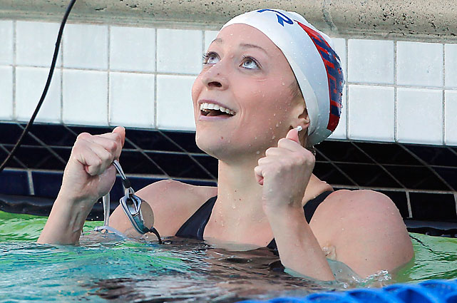 Like Missy Franklin, Ariana Kukors is an emerging talent. She defends the world title in the 200 IM in her only event at Shanghai. Her competition will be Olympic champions Kirsty Coventry and Stephanie Rice as well as Aussie Alicia Coutts. Kukors owns the fastest time in the world this year and the world record. Potential Events 200 IM