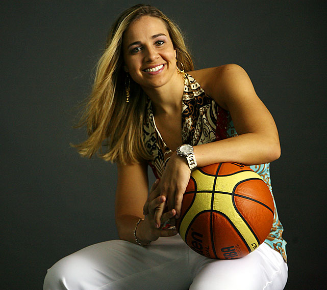 Hammon has ascended to great heights after originally joining the WNBA's New York Liberty as an undrafted free agent out of college.  Hammon has gone on to play 13 WNBA seasons. Now starring for San Antonio, she led the Silver Stars to the WNBA Finals in 2008.