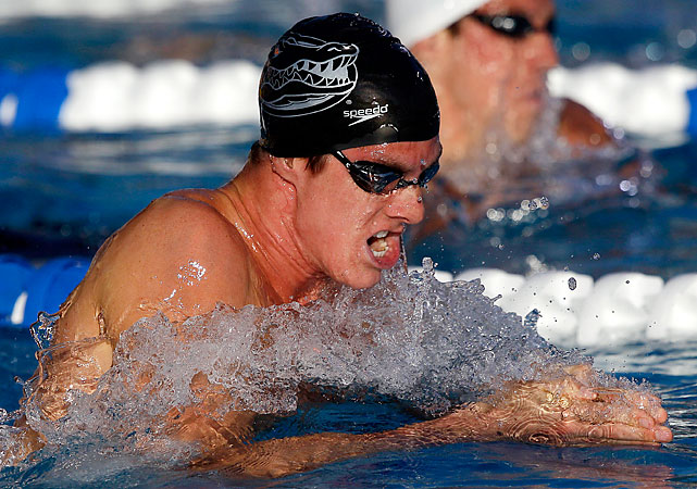 Ryan Lochte isn't the only University of Florida alum who can make waves in the individual medley. Dwyer, the 2010 NCAA Swimmer of the Year, captured his first national title.