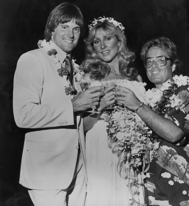 Before he was keeping up with the Kardashians, Bruce Jenner was married to Linda Thompson. The couple had two children before divorcing in 1985. He married Kris Kardashian in 1991.