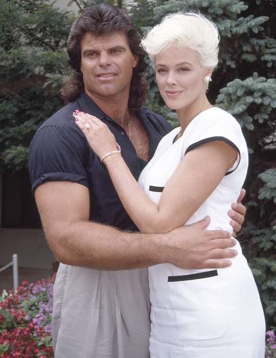 "Mark Gastineau, a key cog in the Jets' ""New York Sack Exchange"" defense of the '80s, started dating Nielsen in early 1988 after her divorce from Sylvester Stallone. Midway through the '88 season,  the Jets linebacker announced that he was retiring to take care of Nielsen, whom he feared had uterine cancer. He later admitted the real reason for his retirement was out of fear that he'd fail another steroid test. The couple had a son, Killian, in 1989, but the relationship ended soon after."