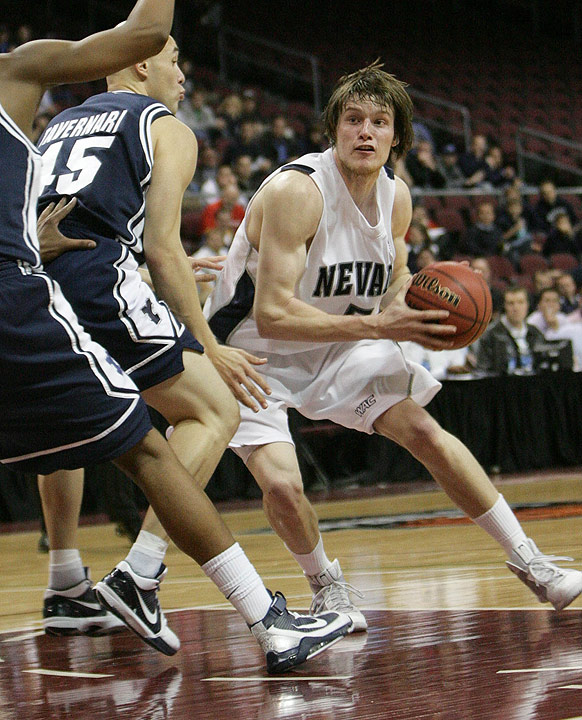In February 2007, 6-8 forward Luke Babbitt verbally committed to play for Ohio State. But not long afterward, Babbitt expressed a desire to be closer to his family. He opted for a spot on Nevada's roster and signed his national letter of intent in November of that year. Babbit played two seasons at Nevada, averaging 21.9 ppg during his sophomore year, before entering the 2010 draft. He was picked by the Minnesota Timberwolves.