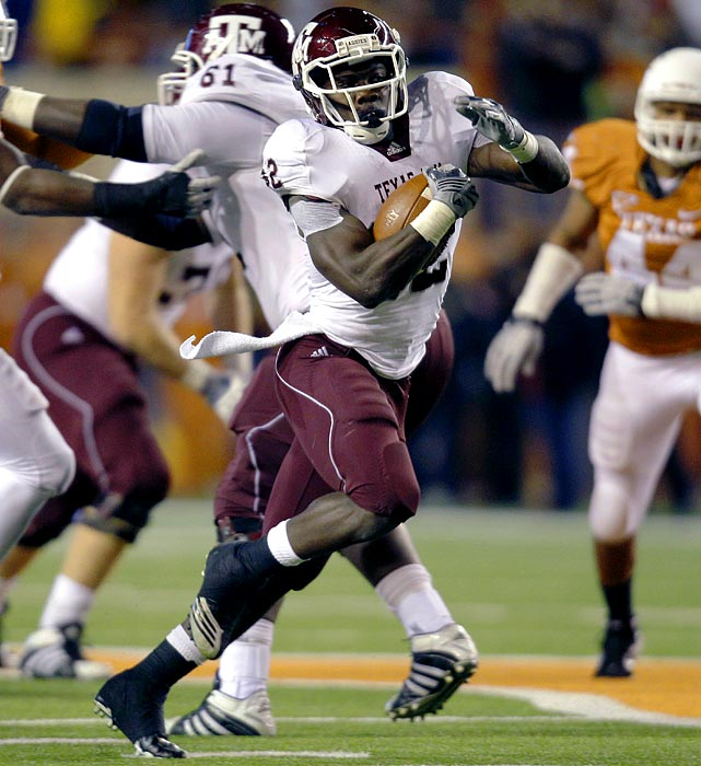 Pressed into a starter's role midway through last year, the 5-10, 198-pound Gray ended the regular season with a career-high 223-yard game at Texas.