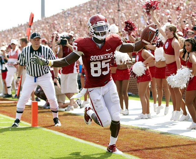 Opponents make a point to avoid giving Broyles many opportunities because he makes them pay when they do. Two years ago he had a career-high 209 punt-return yards in a game against Oklahoma State.