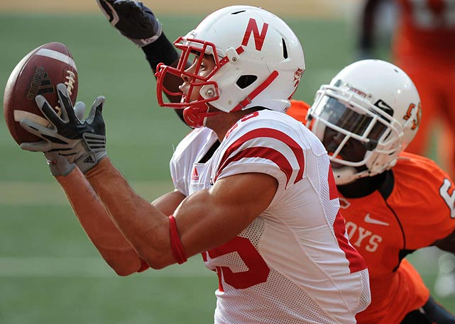 The 6-3, 230-pound Reed ranked third on the Huskers last season with 22 catches, including a school tight-end-record eight for touchdowns. He figures to gain an even more prominent role in new coordinator Tim Beck's offense.