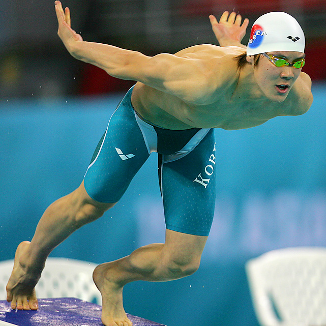 Park Tae-hwan became an overnight star by winning South Korea's first Olympic swimming title as an 18-year-old at the 2008 Olympics. But those were his second Games. Park's inauspicious debut at the 2004 Olympics was over before it started. He fell into the pool prior to the starter's gun sounding in the preliminaries of the 400 meters, the same event he went on to win in 2008.