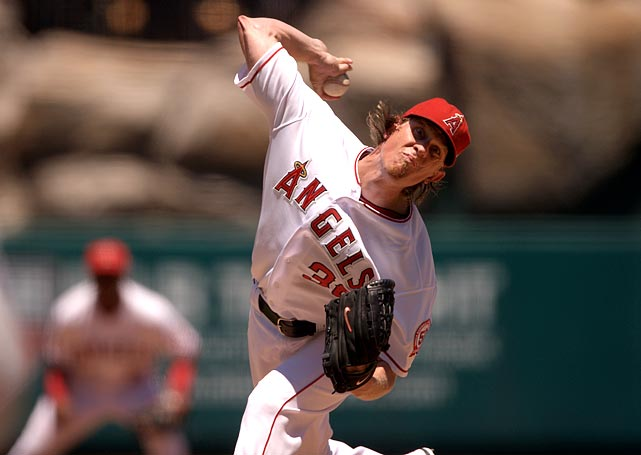 Jered Weaver could have been a free agent after the 2012 season and commanded a nine-figure contract. Instead, he chose to stay with the Angels with a five-year, $85 million contract extension. For the Angels, it meant locking up one of the game's best young pitchers. For Weaver, it meant the chance to stay in his native southern California to play for the only organization he's ever known. His first start after signing the new deal, Weaver pitched seven shutout innings in an Angels win.