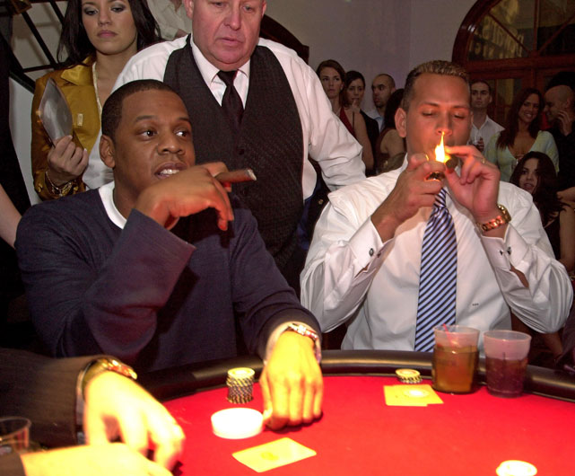 Wait, you mean A-Rod plays poker?