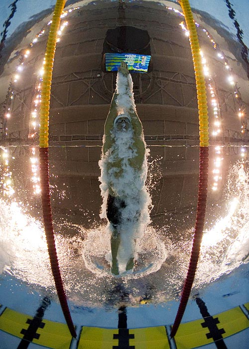 Ryan Lochte's performance in the FINA World Championships in Shanghai sets the stage for what should be a dramatic encounter with Michael Phelps in London next year.