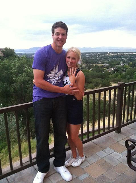 The Jimmer  found his future Mrs.