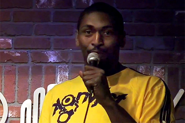 "Ron Artest did Ron Artest things, like embarking on a comedy tour, playing in streetball leagues, changing his name, thinking about changing his jersey number, agreeing to play with a team in England and  then  joining the next cast of ""Dancing With the Stars."""