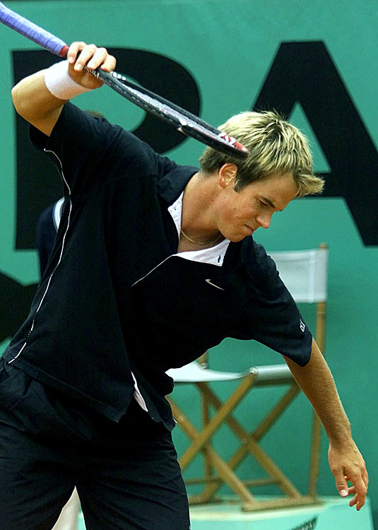 Though Norman's career was cut short due to injury, the Swede had a strong run in the late '90s and early 2000s, including a brief stint at the No. 2 ranking in 2000. He won his first of 12 ATP titles in 1998 before undergoing corrective heart surgery, but is best known for his run at the 2000 French Open, where he dropped only a single set on the way to the final before falling in four sets to Gustavo Kuerten.