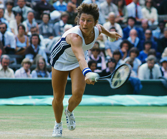 Turnbull never won a set in three Grand Slam final appearances, but she finished her career with 13 singles titles and was ranked in the top 10 from 1977-84.