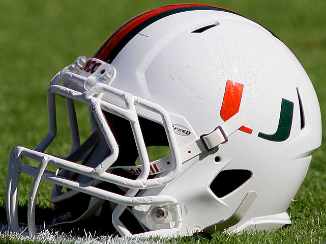 The latest scandal for the perpetually plagued NCAA, Miami is now amid a mess of allegations. News surfaced earlier in the week that booster Nevin Shapiro provided thousands of illegal benefits to past and present Hurricanes from 2002 to '10, among which included prostitutes, cars, paid vacations. Currently jailed for his part in a $930 million Ponzi scheme, Shapiro also revealed that his gifts were acknowledged by coaches and staff, all of whom made no effort to stop him. Seventy-three athletes were implicated in the report, making this arguably the most blatant NCAA violation of all-time -- and a cause for the harshest of possible punishments.