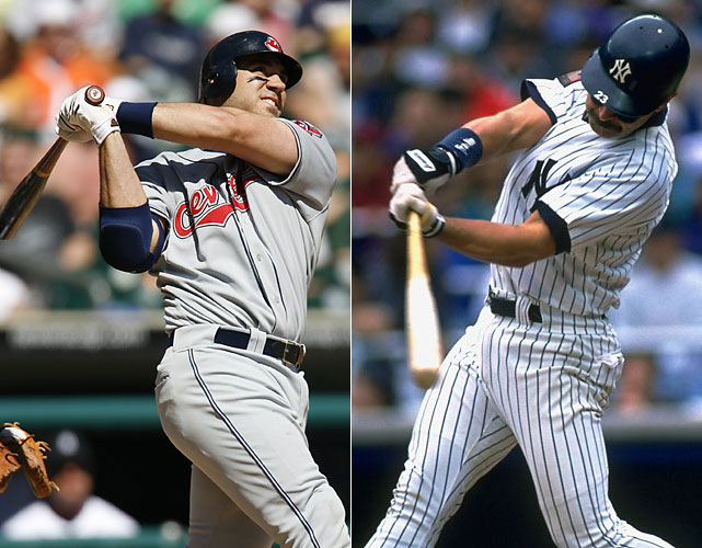 They own the record for most slams in a season, six. Hafner came through in 2006, with Mattingly first setting the mark in 1987.