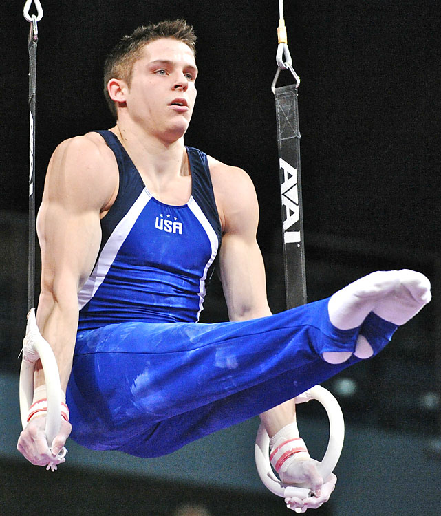 Brooks, 24, is the reigning U.S. high bar champion and was a member of the 2010 world championship team. Like Horton, he competed at the University of Oklahoma.