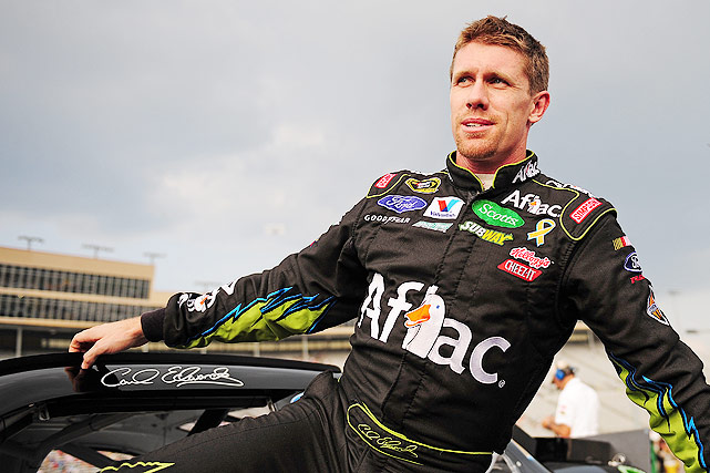 After a strong run early on, Edwards has fallen back to the pack. He signed a extension with Roush Fenway in August, and he's hoping a renewed focus can rekindle that early-season spark. He finished second in the Chase in 2008.