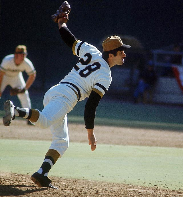 "The Pittsburgh Pirates hurler, a 19-game winner in 1972, suddenly lost his ability to throw a baseball with control and his career ended two years later. ""Blass Disease"" became a term used to explain the similar affliction later suffered by other Major League players such as Steve Sax, Chuck Knoblauch, Mackey Sasser and Rick Ankiel. ""I can say anxiety now,"" Blass told SI in 2010. ""Back in the day there was a stigma. There were a lot of issues that guys never revealed. I was devastated. I had begun feeling very, very alone."""