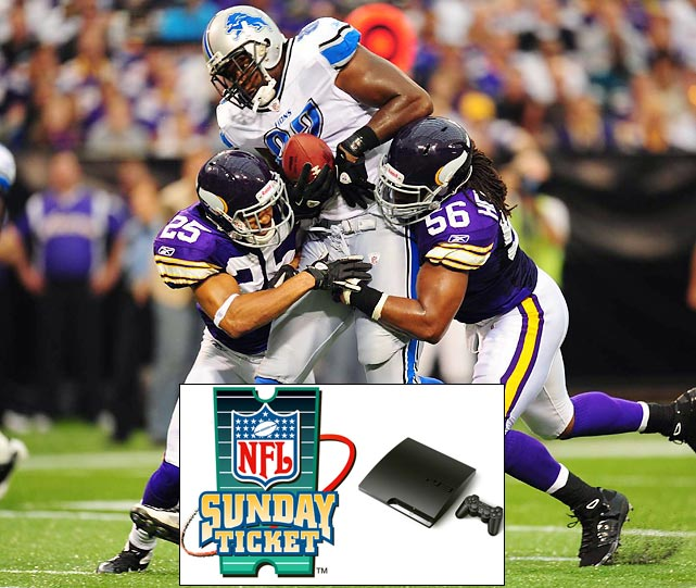 You no longer need a satellite dish to watch the NFL in the comfort of your own home, and that's a good thing for folks that couldn't get satellite service or didn't want it. Now you can get the best of the NFL every week and all you need is a PS3 with a good home internet connection.   Sunday Ticket gives you access to all out-of-market games and the Red Zone Channel. In-market games are blacked out to avoid competition with local networks. That means you won't get NBC's Sunday Night Football, ESPN's Monday Night Football or the NFL Network's Thursday Night Football when games start airing in the second half of the season.  The interface is clean and simple, and very similar to what users of the DirectTV Sunday Ticket app iPad already have. It gives you access to game stats, highlights, schedules and standings. You can view stats for a different game without leaving the game you're watching, which is great for fantasy football fans.  The video quality is HD, and it's good, but not great. It's on par with the MLB's streaming app on PSN, but not as good as the HD quality on satellite or cable. It takes about 15 seconds to switch between games, and while that's not a lot of time, it's an adjustment from the speed you're used to in changing channels on a cable or satellite box.  Sunday Ticket on the PS3 stumbled out of the gate with severe connectivity issues during the first weekend of the NFL season, but the bugs have been worked out and it's been stable since. To compensate Sony gave a $25 PlayStation Store credit to people that purchased Sunday Ticket in time for Week 1. The service is billed monthly ($85 per), so be aware of when you activate it.  Score: 8.5 out of 10