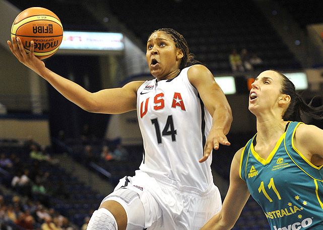 Maya Moore first started playing with USA Basketball's women's national team in 2009, and she was the youngest player invited to the training camp. Moore had a dominant 2011 year, leading the UConn Huskies to a Final Four appearance and the Minnesota Lynx to a WNBA championship.