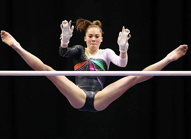 McKayla Maroney competed at the 2011 World Championships, and she snagged the individual vault gold medal. Her magnificent vaults also contributed to the team gold medal. Maroney is a strong contender to qualify for the 2012 Olympic team.