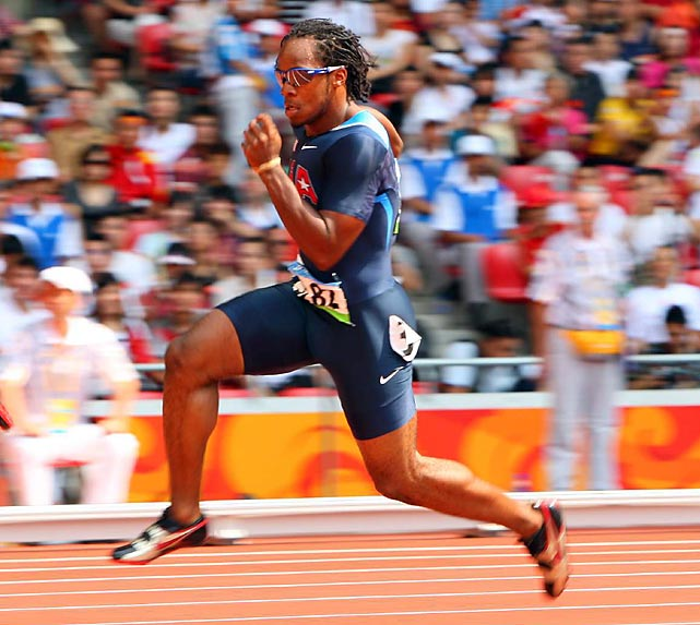 Walter Dix is often the lone American facing those speedy Jamaicans in the sprints. After winning bronze in the 100m and 200m at the 2008 Olympics, Dix aims for another medal-worthy showing in 2012.