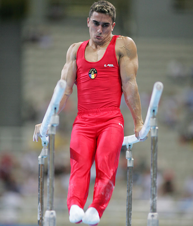 Romania is known for its female gymnasts like Nadia Comaneci, but Dragulescu has been its men's standout for the last decade with three Olympic medals and nine world championship medals. He retired after both the 2004 and 2008 Olympics, only to return to competition both times. Now 30, Dragulescu could be in the medal mix on the floor exercise and vault if he makes it to the London Games for a fourth Olympics.