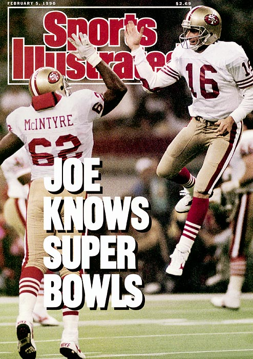 The game featured Hall of Fame quarterbacks Joe Montana and John Elway, but John Elway would have a tough road to get his first championship. Montana cruised to his fourth Super Bowl title and third Super Bowl MVP award.
