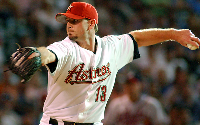 Wagner was a natural-born right-hander but, after breaking his right arm twice in accidents as a young boy, he taught himself to throw baseballs using his left arm. He struck out nearly 1,200 batters in just over 900 innings pitched. He saved a career-best 44 games for the Astros in 2003. A seven-time All-Star, Wagner was the 1999 NL Rolaids Relief Man of the Year.