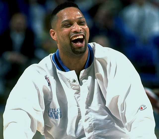 """Mills was the 22nd pick in the 1993 NBA draft and spent 10 years in the league with four different teams. But he is the only NBA veteran who gave us """"Sumptin' to Groove To."""""""