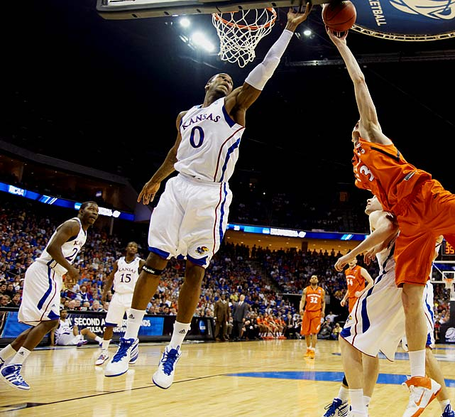 Despite the fact that Robinson came off the bench behind the Morris Twins as a sophomore, he's thought to be a real contender for Big 12 Player of the Year -- and even All-America -- honors if he produces at the same rate he did as a reserve. The future first-rounder should be a double-double machine and KU's clear star in 2011-12.