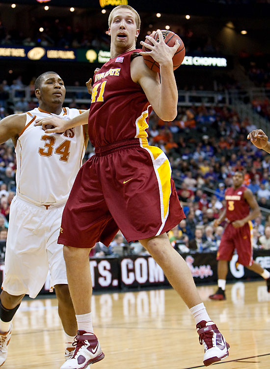 Hamilton's transfer after playing two seasons with the Cyclones was head-scratching. He said he wanted to play closer to home (he's from Utah) and promptly picked LSU (Baton Rouge is 500 miles farther from Utah than Ames is). The 7-footer was a two-year starter for the Cyclones and provides a complement to freshman Johnny O'Bryant III, a 6-foot-9 McDonald's All-American. Coach Trent Johnson has reportedly tabbed Hamilton to start.
