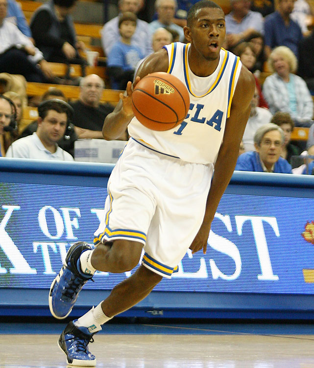 Moser changed his commitment from Arizona to UCLA but played scant minutes in 15 games for the Bruins in 2009-10. Moser could be new coach Dave Rice's top scorer -- he co-led the Rebels with 14 points in their exhibition opener as the starting power forward.