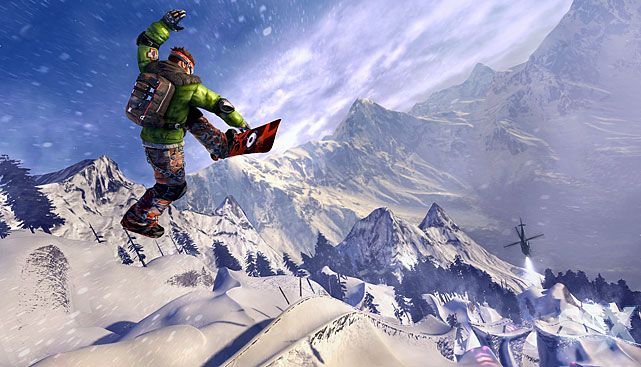 Over a decade after it first 360'd onto the scene, this snowboarding adventure game gets a reimagining. The emphasis is still on performing mind-boggling aerial tricks down rollercoaster-like terrain, but the graphics have been souped up and the gameplay expanded. You can choose from nine different seemingly endless mountain ranges and from three different types of races: Race, Trick or Survive. They're all pretty self-explanatory and offer the type of variety that should build on this game's original replay value. The tricks are still the draw here, as you can launch off of or grind on top of just about anything. It brings to mind a simpler time in trick-heavy games. While we didn't get to see the online feature set in action just yet, SSX is looking to make online competition another headlining feature in time for an early 2012 launch.