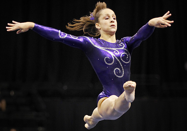 Wieber, 16, is the reigning U.S. all-around champion and arguably the favorite to win the world all-around title. Wieber defeated the 2010 world all-around champion, Aliya Mustafina, earlier this year, and Mustafina is not competing in Tokyo due to injury. Neither are Americans 2009 world champion Bridget Sloan nor two-time world medalist Rebecca Bross. The next week could be Wieber's stage to set herself up as the U.S. golden girl for London.