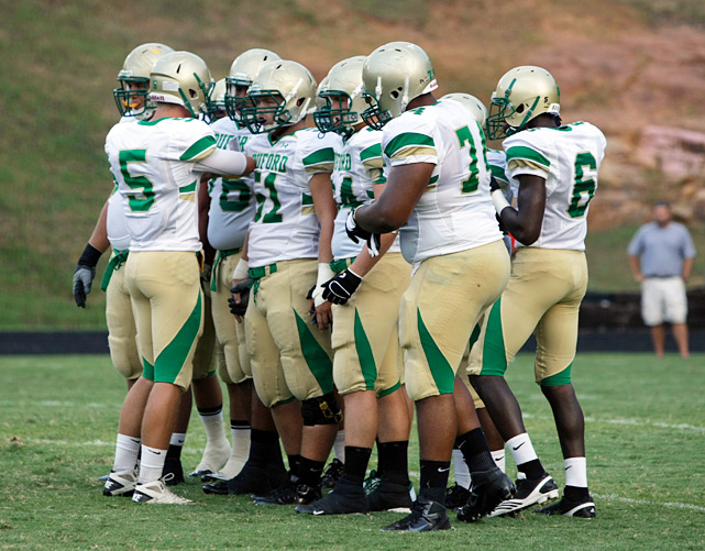 Previous rank:  9  Last game:  28-0 win over Greater Atlanta Christian (Ga.)  Next game:  Nov. 4 vs. Blessed Trinity (Ga.)   All records through Oct. 23, 2011