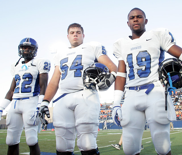 Previous rank:  3  Last game:  21-0 win over Plant (Fla.)  Next game:  Nov. 4 at King (Fla.)   All records through Oct. 30, 2011