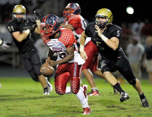 Previous rank:  8  Last game:  42-20 win at Everglades (Fla.)  Next game:  Oct. 31 at Western (Fla.)   All records through Oct. 30, 2011