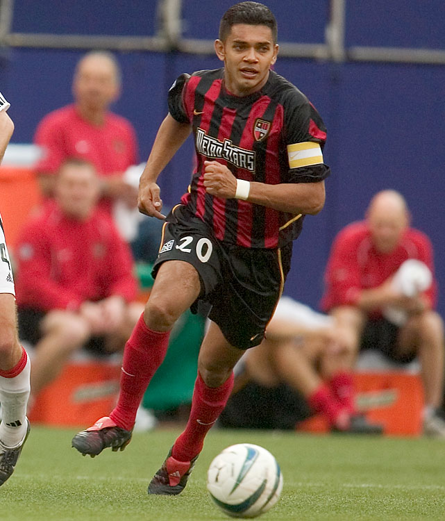 El Lobo's importance to the MetroStars was quite evident in 2004. In the six games Guevara missed, they earned just four points. When in the lineup, the Honduran was masterful, scoring 10 goals (tied for the MLS lead) and assisting on 10 more. The MetroStars made the playoffs but lost to eventual champion D.C. United in the first round.   Other finalists: Joe Cannon, Jaime Moreno