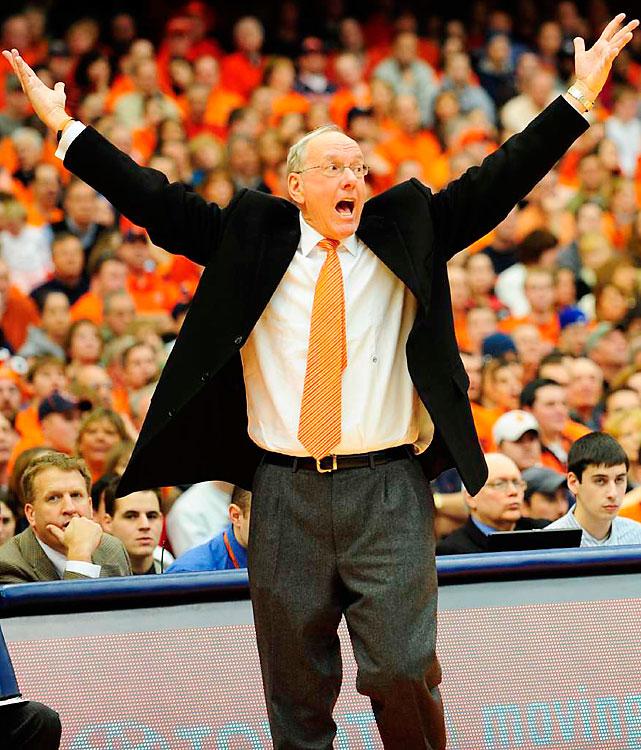 One NCAA Championship Syracuse (1976-present)